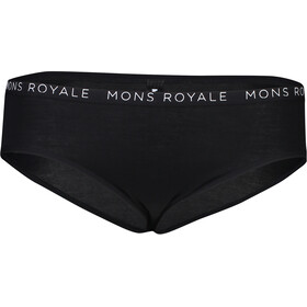 Mons Royale Folo Brief Women black